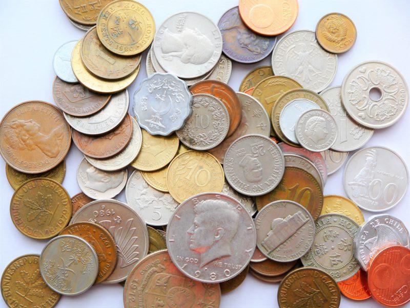 外国銭,外国硬貨,外国コイン