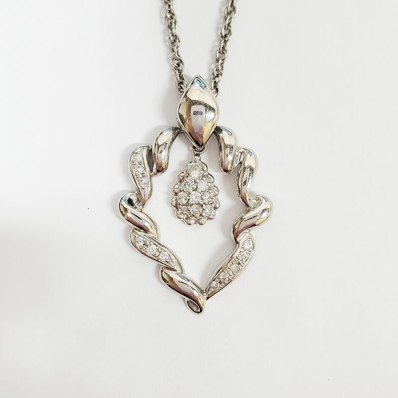 ダイヤ,ネックレス,プラチナ