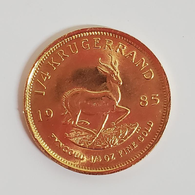 金貨,クルーガーランド,コイン,金