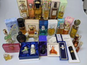 香水,CHANEL,ブルガリ