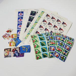 切手,シート,バラ