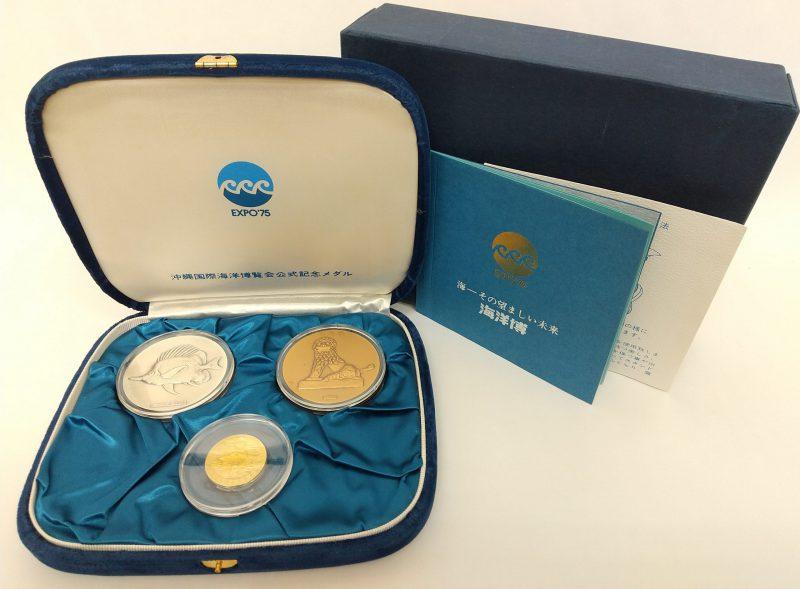 メダル,記念メダル,金メダル