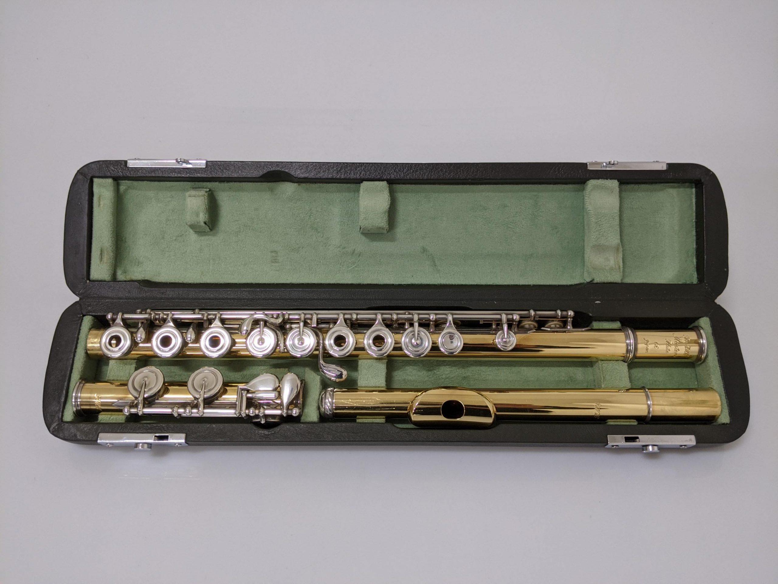 フルート,楽器,K18