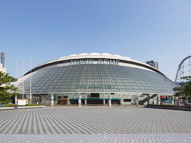 東京ドーム,外観
