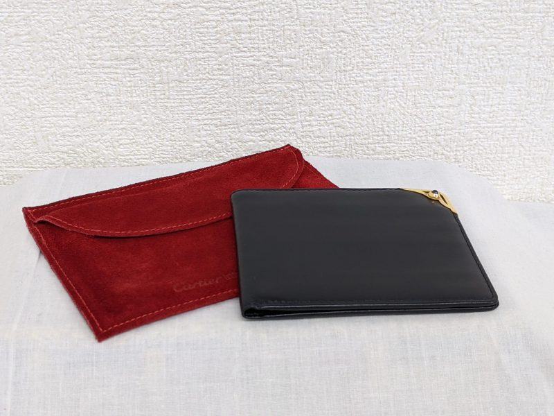 Cartier,サファイアライン,財布