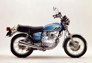 CB250T,旧車,バイク
